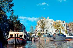 Amsterdam, Netherlands (where I belong)