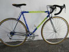 A road bike doesn't change, no nonsense clean lines