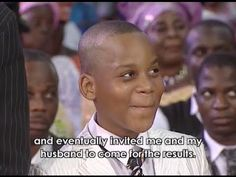 """""""Controversy Over This Child..."""" - T.B. Joshua Personal Prophecy"""
