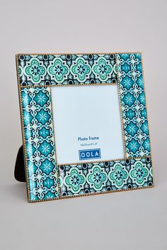 Oola Glass Mosaic Frame £10
