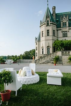 Weddings at the Biltmore Estate! // Engage!13: Great Gatsby Wedding Theme // engage13.com at the Biltmore Estate http://www.biltmore.com/