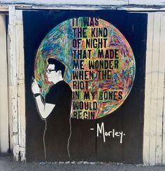 by Morley in Los Angeles, 2015 (LP)