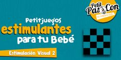 #estimulacionvisual para tu #bebé Un rato de #estimulaciontemprana disfrutando con tu peque. www.petitpascon.es #familiasmolonas #infanciafeliz