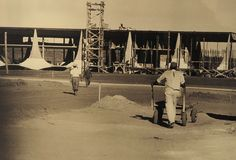 Palácio da Alvorada durante construção - Second Brazilian Republic - Wikipedia…