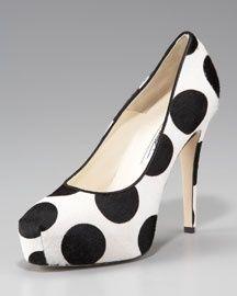 Shoes –Black & White