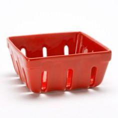 Food Network Berry Basket