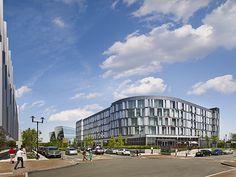 Merit Award: Built Courtyard Philadelphia South by Erdy McHenry Architecture, LLC