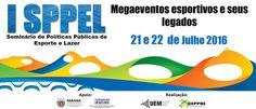 Blog do Sérgio Moura: I Seminário de Políticas Públicas de Esporte e Laz...