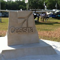 Sandcastle for Cessna airplanes