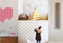 4 Τρόποι για να κρύψεις λεκέ στον τοίχο χωρίς βαφή! Toddler Bed, Kids Rugs, Furniture, Home Decor, Child Bed, Decoration Home, Kid Friendly Rugs, Room Decor, Home Furnishings
