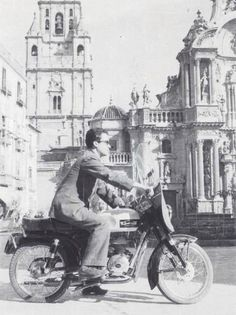 Plaza Belluga en 1958