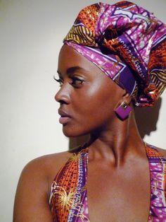 iandafrica:  Ghanaian Model: Philomena Kwao