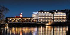 Wohlfühlen, entspannen, tagen und hervorragend speisen – das Riverside Hotel mit dem Restaurant Pier 99 und der Denkfabrik direkt am Vechtesee in Nordhorn