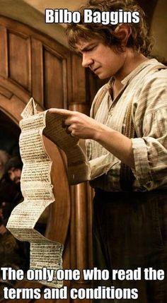 Bilbo appreciation