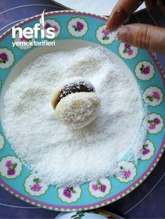 Nutellalı Islak Kurabiye - Nefis Yemek Tarifleri Yogurt, Cookies, Breakfast, Cake, Desserts, Food, Bargello, Instagram, Crack Crackers