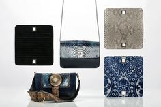 De Marquet - Night&Day: The Night&Day is a very versatile handbag with interchangeable covers that adapts to your style. Find your combination at www. Day Bag, Day For Night, Finding Yourself, Your Style, Monogram, Michael Kors, Pattern, Bags, Monogram Tote