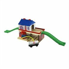 Thomas and Friends Wooden Railway Destination - Sodor Search N Rescue