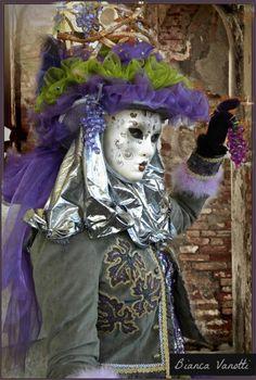 Carnevale di Venezia - La volpe e l'uva 2014 - foto B. Vanotti