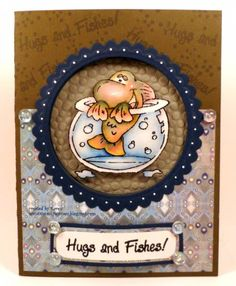 Finnigan by *1 wacky woman* - Cards and Paper Crafts at Splitcoaststampers