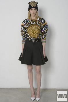Versace pre fall 2014