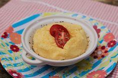 Aprenda a fazer Crepioca de Forno, uma receita bem fácil e que precisa só  de 3 ingredientes.