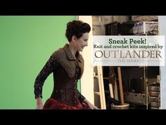 Coming quickly! Make your favourite look from the present. Lion Model® is the official licensee of knit and crochet kits impressed by the favored tv sequence, OUTLANDER. There are 7 knit and seven crochet Outlander Knitting Patterns, Chunky Knitting Patterns, Knitting Charts, Knitting Stitches, Free Knitting, Crochet Kits, Knit Crochet, Knitted Baby Boots, Crochet Dress Girl
