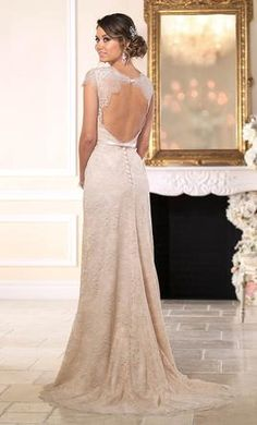 Stella York 6043 wedding dress currently for sale at 20% off retail.