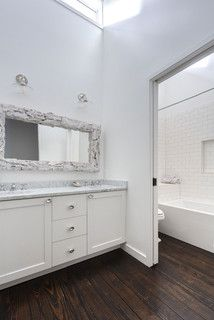 Bouldin Creek Residence - Contemporary - Bathroom - austin - by Restructure Studio