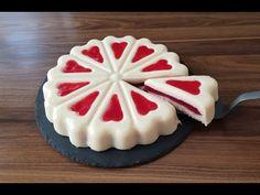 ZOR GİBİ GÖZÜKEN DÜNYANIN EN KOLAY TATLISI - YouTube Pudding, Pie, Desserts, Food, Youtube, Kitchens, Torte, Tailgate Desserts, Cake