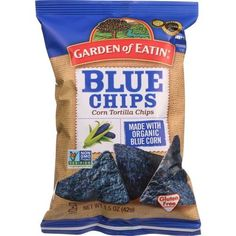 Garden Of Eatin Tortilla Chips Organic Cantina Style Blue