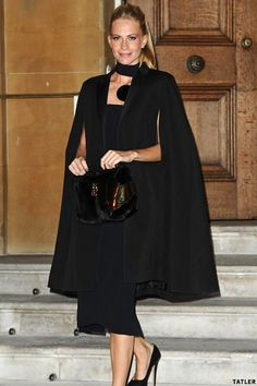 This Season's Coolest Cover Up: Capes
