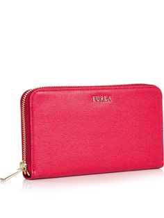 Wallet for Women On Sale, Red, Leather, 2017, One size Furla