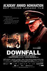 Downfall is a German-Italian-Austrian movie, in which cast includes Bruno Ganz, Alexandra Maria Lara, Corinna Harfouch, Ulrich Matthes and it was released on 08 Sept Excellent Movies, Great Movies, Awesome Movies, See Movie, Movie Tv, Bruno Ganz, Go To The Cinema, Hd Movies Download, Books