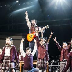 School of Rock Broadway Recording