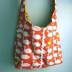 Lickety Split Bag Sewing Pattern PDF