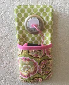 Protect your iPhone / ipod/ cell phone/ this item is unique cell phone charger holder. The grommet sits perfectly on the charger while the phone and