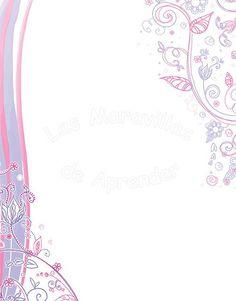 Resultado de imagen para bordes decorativos para hojas de papel