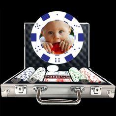 Custom Made designCasino provide photo poker chip set online For more information visit: http://custommadecasino.com/Photo-custom-poker-chips-set-design