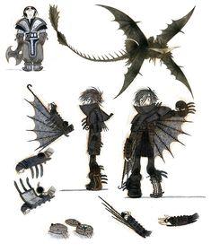 how to train your dragon art - Google 검색
