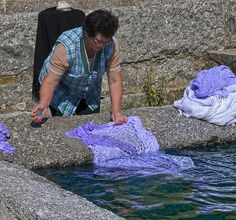 communal hand-washing of laundry still common in some rural areas in Portugal. remembering going with my grandma Portugal, Portuguese Culture, Iberian Peninsula, Family Roots, The Beautiful Country, Rural Area, The Fam, World Of Color, My Heritage