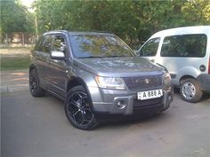 Suzuki Grand Vitara Tuning