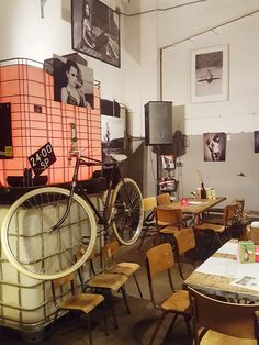 Talks & Treasures -  POSSE Rotterdam: stoer design, relaxte sfeer en heerlijk eten.
