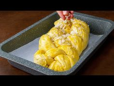 Mai gustos decat toate checurile! Dispare imediat de pe masa Cookrate-Romania - YouTube Best Cake Ever, Brioche Bread, Pastry And Bakery, Food Court, Galette, Croissants, Flan, Cake Cookies, Shrimp