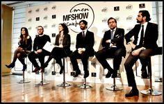 MFSHOW MEN El futuro de la Moda VER: http://lookandfashion.hola.com/aloastyle/20131219/mfshow-men-la-moda-que-viene/ #lookandfashion #MagaliYus #ElCorteIngles #HolaFashion #Hola #MFSHOW_MEN