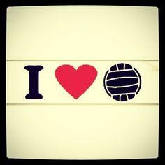 I <3 VB..  #volleyball http://www.goodnetballdrills.com/5-netball-footwork-drills-for-fast-improvement/
