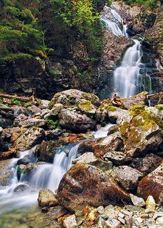 Kmeťov vodopád High Tatras, Big Country, Central Europe, Bratislava, Lonely Planet, Czech Republic, Hungary, Austria, Poland