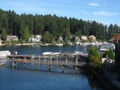 Gig Harbor, WA.  #Travel, #Washington