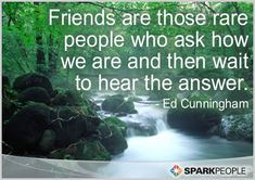 Do you have a friend who truly listens?