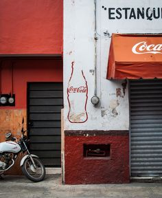 Study in Reds, Merida, Mexico 2012
