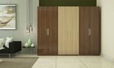 If you believe in quality then Mygubbi is the ideal place for you to hunt for design & décor solutions. Have a look at Falcon, a large modular wardrobe that